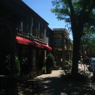 Frenchtown pavements