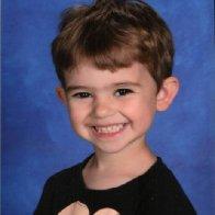 My son's preschool photo