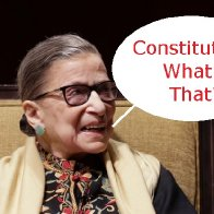 Ginsburg Constitution Whats that
