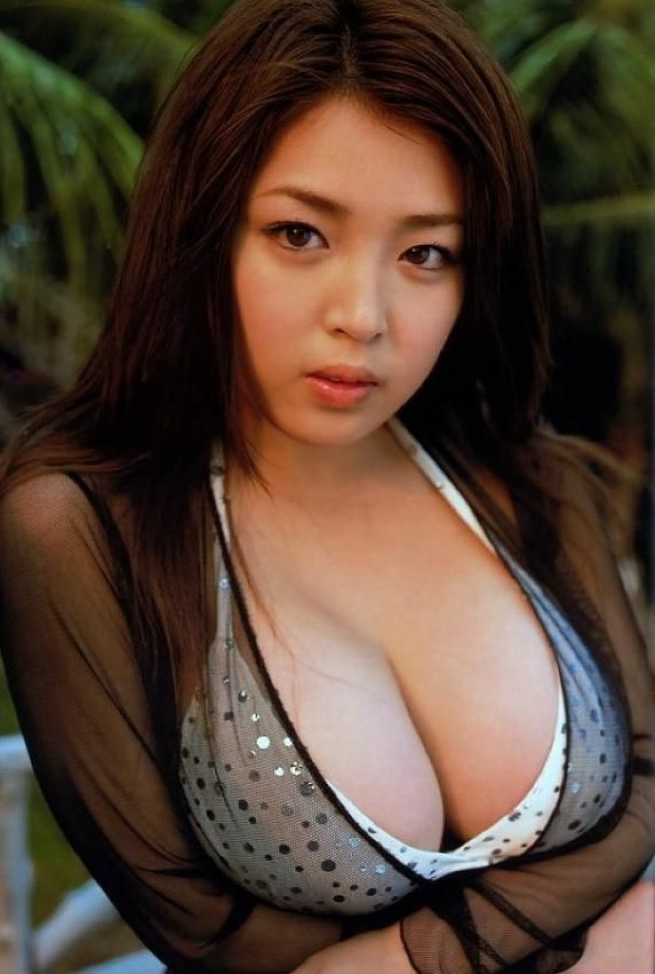 What that huge boobed asian girls very