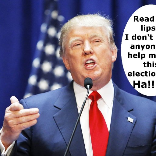 Donald Trump Rigged Election
