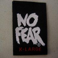NO FEAR patch
