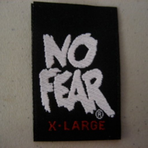 NO FEAR patch
