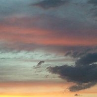 April Sunset in So Cal
