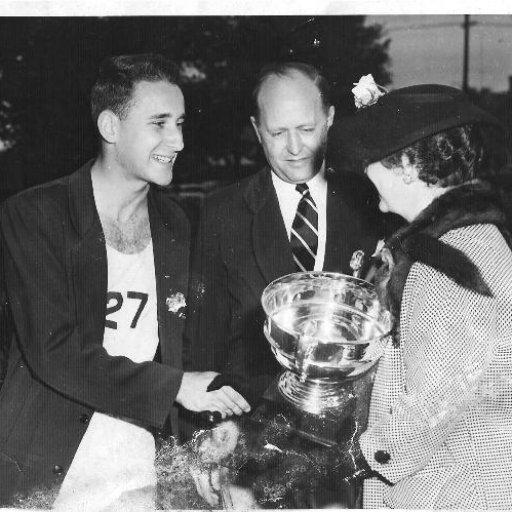 Hillfield Marksman trophy