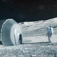 Turning Moon dust into oxygen