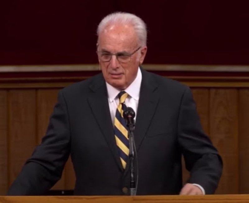 Pastor John MacArthur Warns Biden to 'Be Careful When You Put Your Hand  on the Word of God'