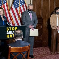 Schumer, Meng vow to pass COVID-19 Hate Crimes Act as anti-Asian violence grows in NYC