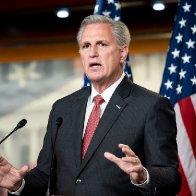 House GOP Leader Kevin McCarthy Makes Picks for Jan. 6 Panel