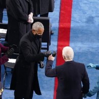 Sorry Joe: Voters like Obama, Trump more
