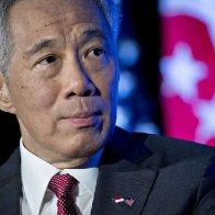 Singapore's Lee Urges China, U.S. to Stem Deteriorating Ties