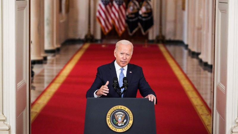 Biden's Speech on Withdrawal From Afghanistan: Full Transcript