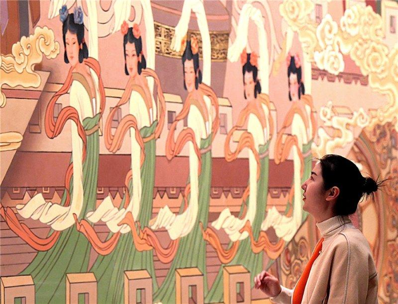 Cultural heritage gets modern makeover