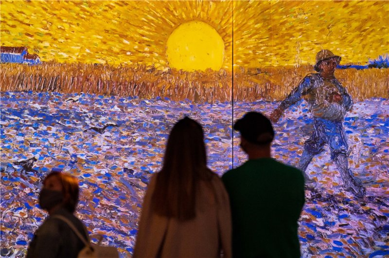 Technology brings Van Gogh genius to new audiences
