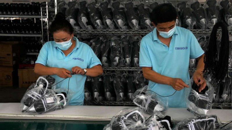 Chinese suppliers face ambiguous global supply chain amid pandemic