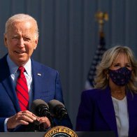 Biden aides set up a 'wall' to shield him from unscripted events, book claims