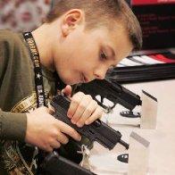 Gun manufacturers quietly target young boys using social media