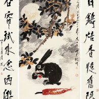 Chinese paintings about Mid-Autumn Festival