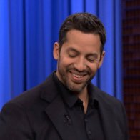 David Blaine on The Tonight Show