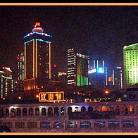 Photo Essay - The Colours of China at Night
