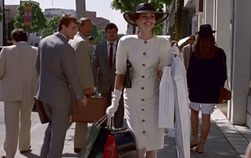 Pretty Woman - What Was Your Favourite Scene?