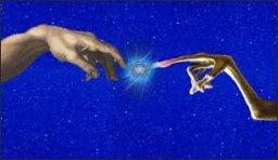 God vs. ET