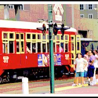 Clang, Clang, Clang Went the Trolley … Ride One in this Week's Creative Arts Thursday/Friday