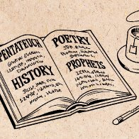 Read Scripture: TaNaK / Old Testament