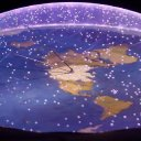 Flat Earth vs. Round Earth