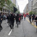 Antifa tries to disrupt 'Demand Free Speech' event in DC, reports say