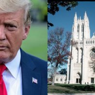 READ: Washington National Cathedral Asks: 'After Two Years of President Trump's Words and Actions, When Will Americans Have Enough?'