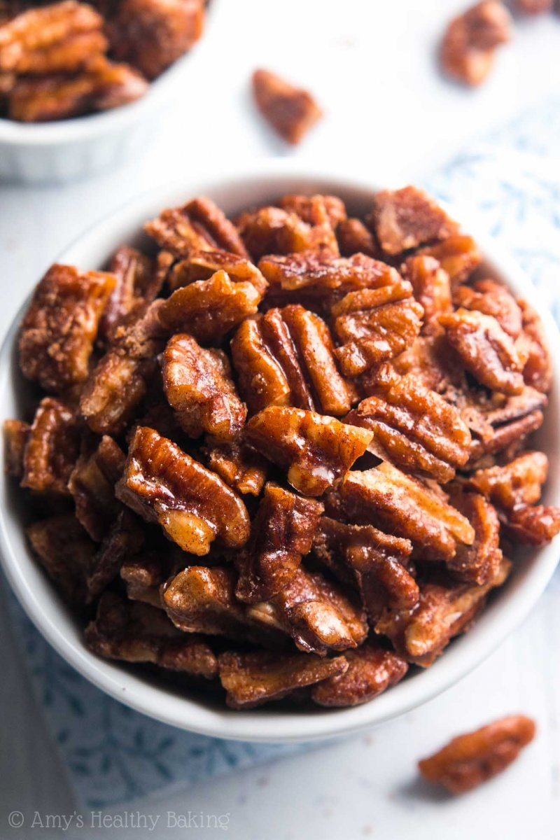 Amy's Candied Pecans