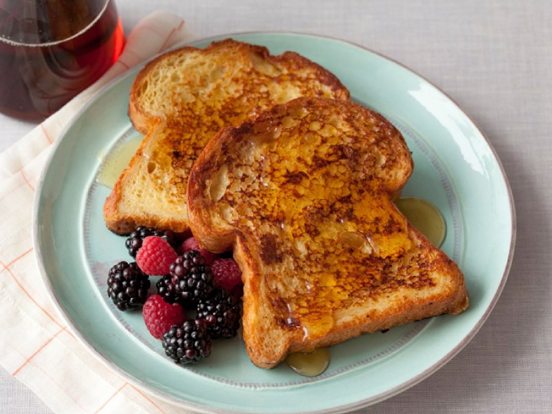 Buzz's Super-Simple French Toast