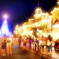 Two Views from Disney World's Animal Kingdom