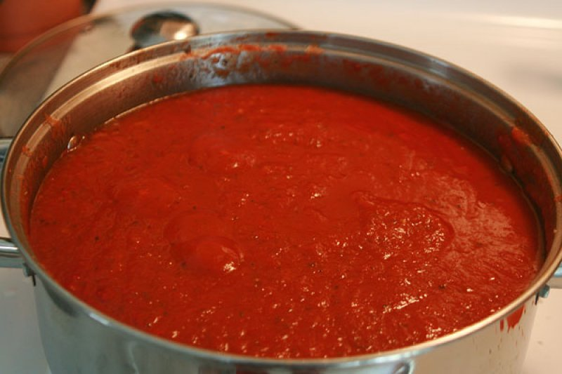 Sicilian Style Spaghetti Sauce