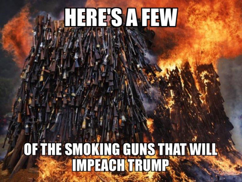 Smoking Guns