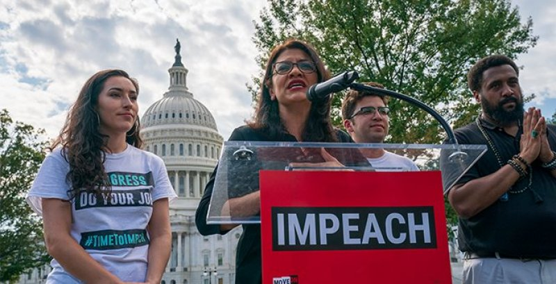 Impeachment Isn't About Democrats Hating Trump; It's About Democrats Hating You