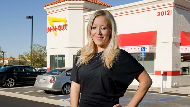 In-N-Out president and heiress Lynsi Snyder opens up about faith, explains those Bible verses on packaging