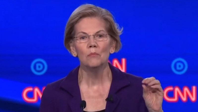 In Response To Question About Raising Taxes, Elizabeth Warren Comes Out As A Gay Man