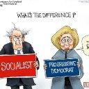 Weak-Kneed, Socialist, Narcissistic Politicians