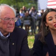 Bernie Sanders: 'If Elected, I Will Put AOC In Charge Of Math'