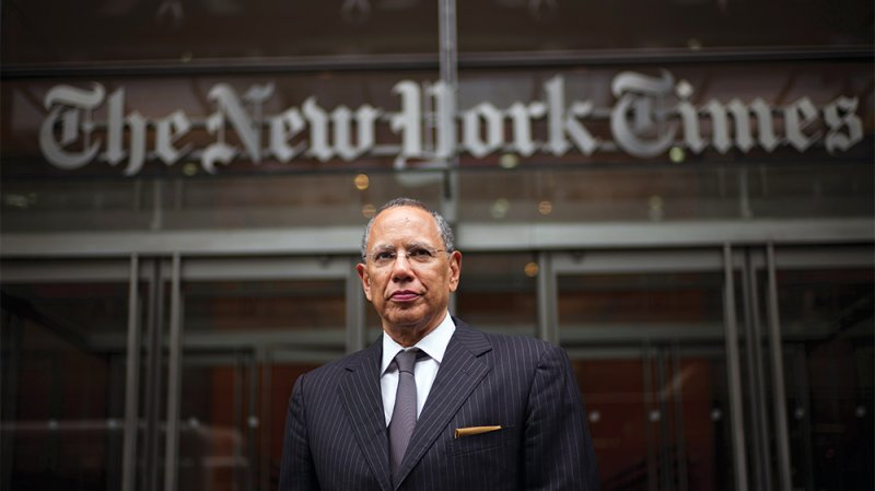 The New York Times' long descent from credibility