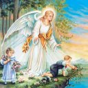 YES, VIRGINIA, THERE ARE SUCH THINGS AS ANGELS
