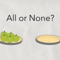 All or None?