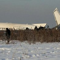 Airplane Crashes on Takeoff in Kazakhstan
