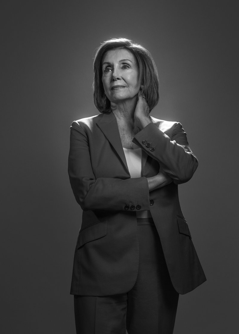 'We've Upped the Ante.' Why Nancy Pelosi Is Going All in Against Trump