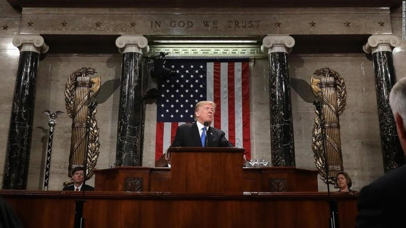 A Memorable State of the Union Address
