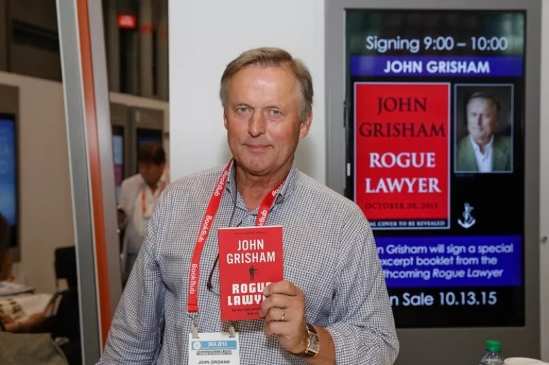 The Complete John Grisham Book List