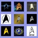 Star Trek Group Logo Roundup