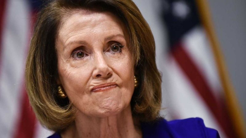 Pelosi holds American Workers Hostage